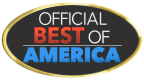 Official Best of America award badge